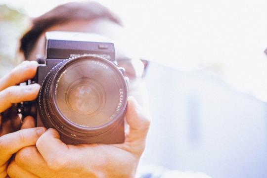 fotografo reflex