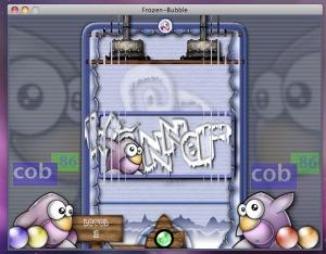 Frozen Bubble 1.0 for Mac