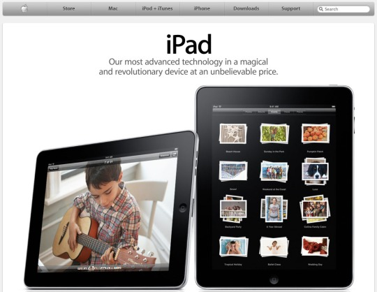 iPad: Apple innova ancora