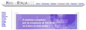 Nvu, il web per tutti