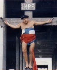 Crocifissione pubblica