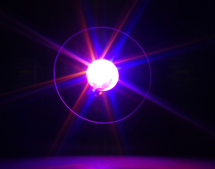 Giochi di luce_Stella