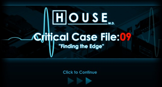 House MD Critical Case