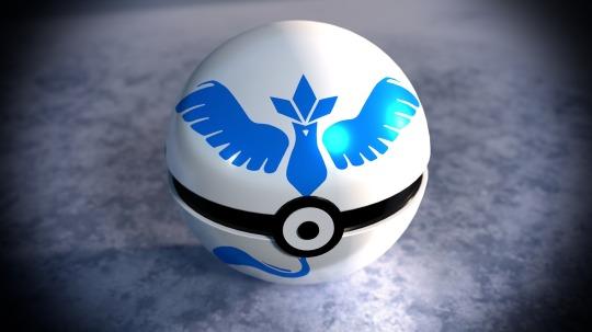 sfera articuno Pokémon