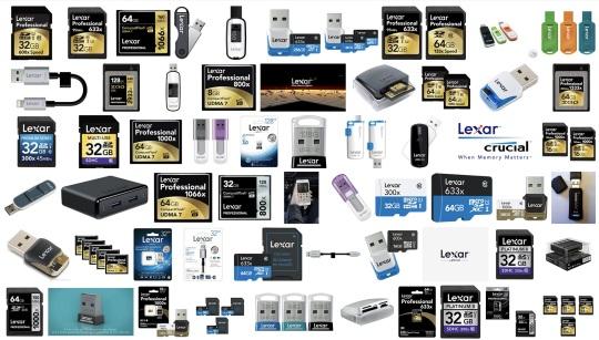 lexar_prodotti