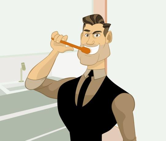 uomo_spazzolino