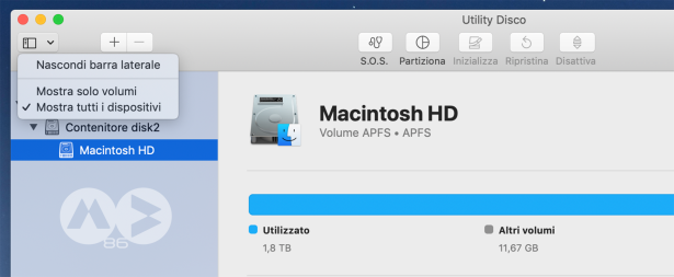 UtilityDisco_Dispositivi