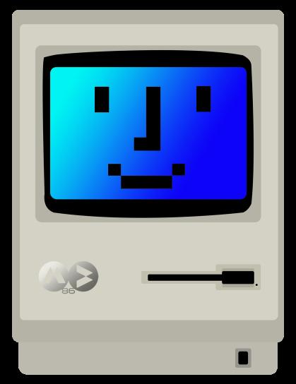 MacPlus_HappyMac_Vintage