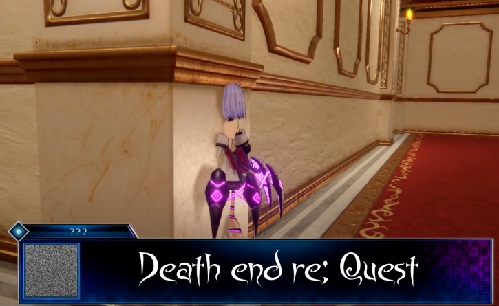 Death end re; Quest_Cover